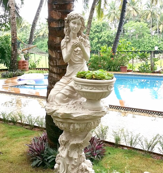 Luxury Beach Resort in south goa for Family