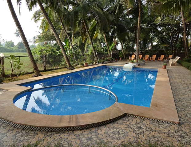 Resort in south goa